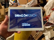 Dragon Touch K10 Tablet, 10 inch Android Tablet with 16 GB Quad Core Processor, 1280x800 IPS HD ... in Beaufort, South Carolina