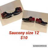 Toddler shoes size 11/12 in Lackland AFB, Texas