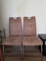 2 chairs - barely used - original price 160€ in Ramstein, Germany