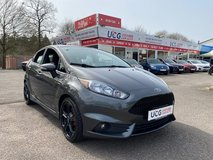2019 Ford Fiesta ST in Spangdahlem, Germany