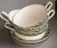 4 tea cups and saucers in Baumholder, GE