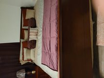 King Size Bed and dresser in Warner Robins, Georgia