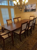 dining table and hutch in Tomball, Texas