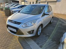 2012 Ford CMAX *2,0TDCI TURBO DIESEL * LOW KM * NAVI GPS *PDC* NEW INSPECTION in Spangdahlem, Germany