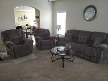 Very nice 3 piece living room set for sale  Call 716-969-4299 in Camp Lejeune, North Carolina