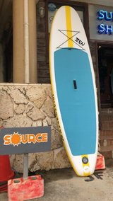Inflatable SUP 10'2 Brand New in Okinawa, Japan