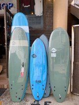 Softtop Surfboard  Brand New 6'6 in Okinawa, Japan
