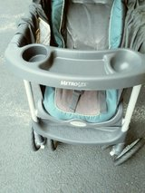 Graco MetroLite Stroller - in great condition in Schaumburg, Illinois