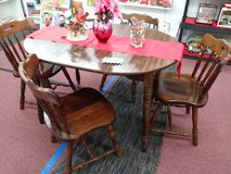 Dinning room table and chairs in Camp Lejeune, North Carolina