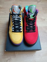 "Nike Air Jordan 5 Retro ""What The"" in Grafenwoehr, GE"
