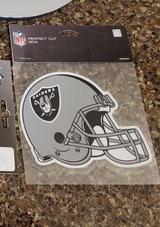 NEW NFL Raiders decal in 29 Palms, California