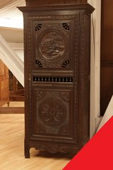 Freddy's - Brittany armoire in Spangdahlem, Germany