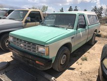 1989 Chevy S10 in Alamogordo, New Mexico