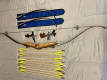 Keshes Recurve Bow With Extra Limbs and Archery Equipment in Fort Campbell, Kentucky