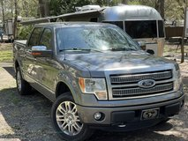 2011 Ford F-150 Platinum Supercrew 4x4 in Fort Campbell, Kentucky