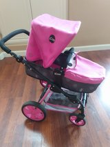 iCoo 3-in-1 Doll Stroller in Camp Pendleton, California