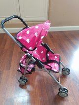Doll stroller in Camp Pendleton, California