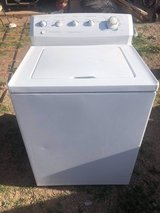Frigidaire washer in Alamogordo, New Mexico
