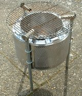 GRILL FIRE PIT in Lakenheath, UK