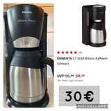 Thermal Coffee Pot 12 cups and cool to the touch in Grafenwoehr, GE