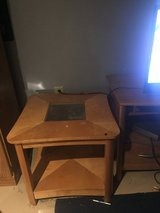 Two side tables in Plainfield, Illinois