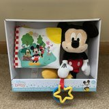 Disney Baby Infant Mickey Stroller toys in Morris, Illinois