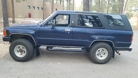 Toyota 4Runner Convertible 4x4---1 Owner in Alamogordo, New Mexico