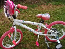 Girl's 18 inch Kent Peace Bike in Camp Lejeune, North Carolina