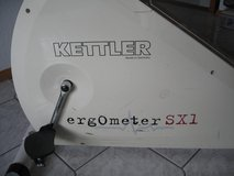 Kettler exercise bike-recumbent style in Baumholder, GE