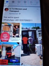 LOCAL MOVES TRANSPORT PICK UP AND DELIVERY in Wiesbaden, GE