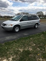 2002 Chrysler town&country in Rolla, Missouri
