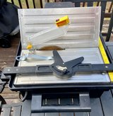 "7"" Portable Tile Saw in Fort Campbell, Kentucky"