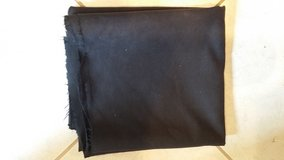 """FABRIC - Black (heavy) - 60"""" wide in Westmont, Illinois"""