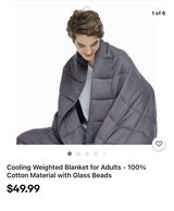 NEW WEIGHTED BLANKET in Quantico, Virginia