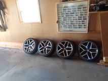 High Performance Wheels and Tires in Fort Rucker, Alabama