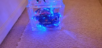 CHICAGO CUBS LIGHT UP DECOR in Algonquin, Illinois