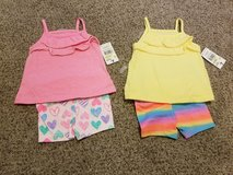 2 Brand New 12 month or 18 mo or 24 mo outfits in Lawton, Oklahoma
