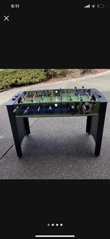 Foosball Table in Fort Lewis, Washington