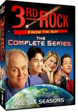 3rd Rock from the Sun all 6 seasons in 29 Palms, California