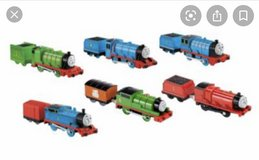 LTB Thomas battery powered trains in Stuttgart, GE