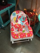 Infant rocker in Alamogordo, New Mexico