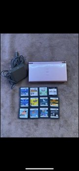 Nintendo DS lite with games in Yuma, Arizona