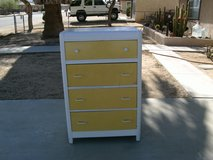 real wood dresser in 29 Palms, California
