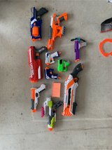 Nerf Gun Lot of 10 in Okinawa, Japan