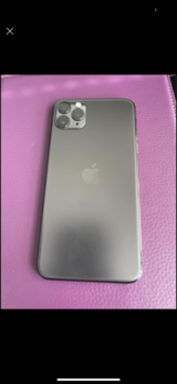 iPhone 11 Pro Max 256 unlocked in Beaufort, South Carolina