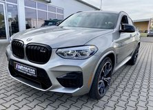 2020 BMW X4 M Competition in Spangdahlem, Germany