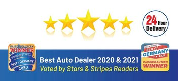 RUC PRESENTS SIMPLIFIED PRE OWNED CAR BUYING in Hohenfels, Germany