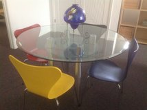 Game/dining  table with 4 chairs in Naperville, Illinois