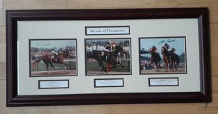 Decade of Champions - Kentucky Derby Autographs in Baumholder, GE