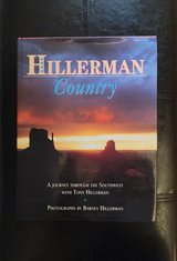 Hillerman Country: A Journey Through the Southwest with Tony Hillerman, 1st edition in Bolingbrook, Illinois